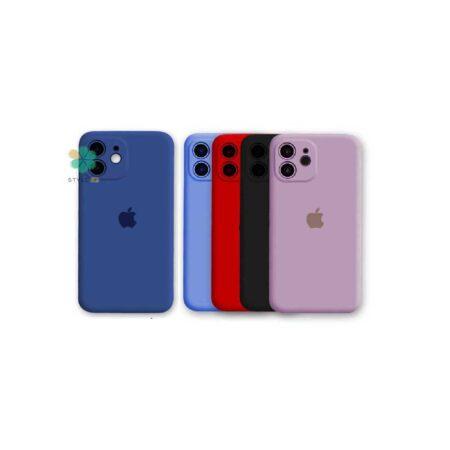خرید قاب گوشی آیفون Apple iPhone 11 مدل سیلیکونی محافظ لنز دار
