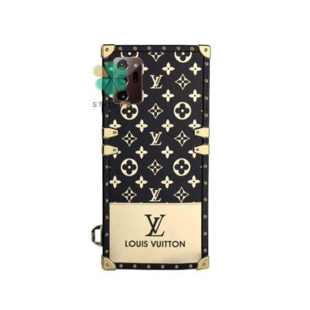 خرید قاب گوشی سامسونگ Galaxy Note 20 Ultra مدل صندوقی لویی ویتون