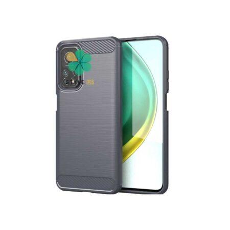 خرید قاب کربنی گوشی شیائومی Xiaomi Mi 10T 5G طرح Metal