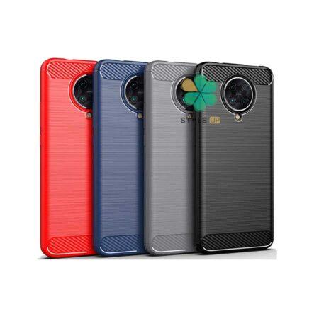 خرید قاب کربنی گوشی شیائومی Xiaomi Poco F2 Pro طرح Metal