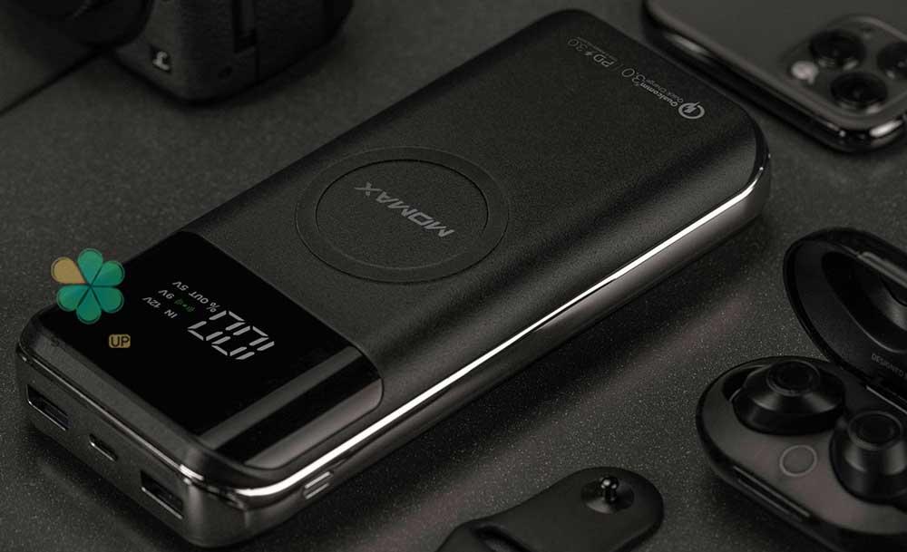 خرید پاوربانک مومکس 20000 مدل Momax Q.Power Air 2 Plus