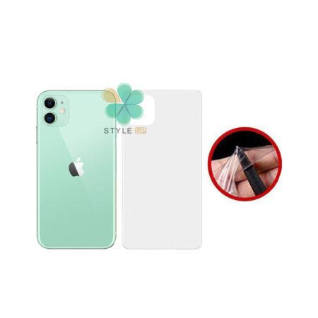 خرید برچسب محافظ پشت گوشی اپل آیفون Apple iPhone 11 مدل مات