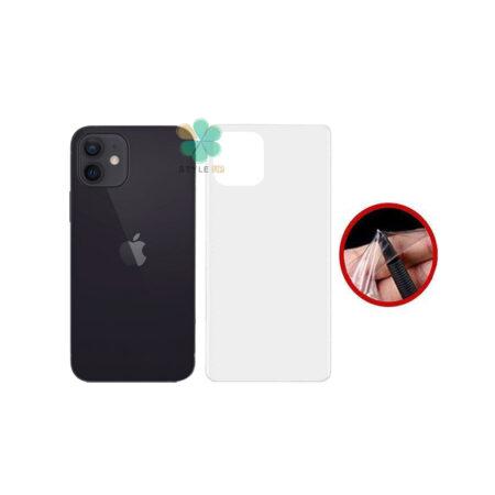 خرید برچسب محافظ پشت گوشی اپل آیفون Apple iPhone 12 مدل مات