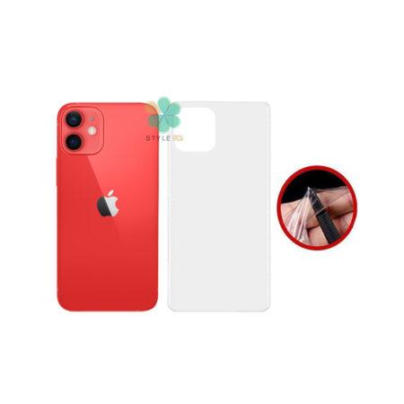 خرید برچسب محافظ پشت گوشی ایفون Apple iPhone 12 Mini مدل مات