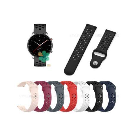 خرید بند ساعت هوشمند شیائومی Xiaomi Amazfit GTR 2 مدل Nike