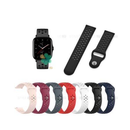 خرید بند ساعت هوشمند شیائومی Xiaomi Amazfit GTS 2 مدل Nike