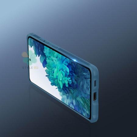 عکس قاب محافظ نیلکین گوشی سامسونگ Galaxy S21 Ultra 5G مدل CamShield Pro