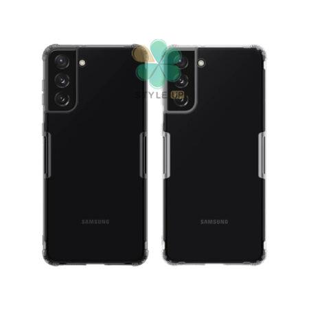خرید قاب ژله ای نیلکین گوشی سامسونگ Galaxy S21 5G مدل Nature TPU