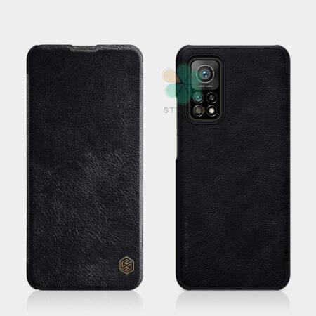 خرید کیف چرمی نیلکین گوشی شیائومی Xiaomi Mi 10T Pro 5G مدل Qin