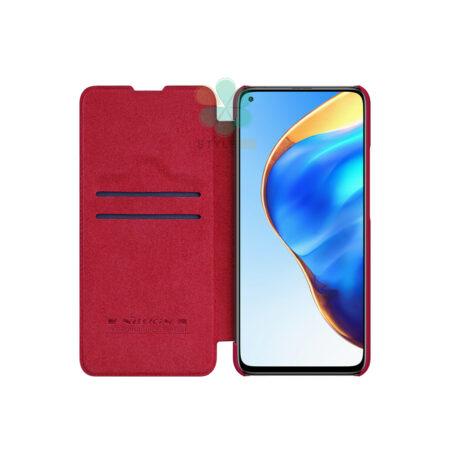 خرید کیف چرمی نیلکین گوشی شیائومی Xiaomi Redmi K30s مدل Qin