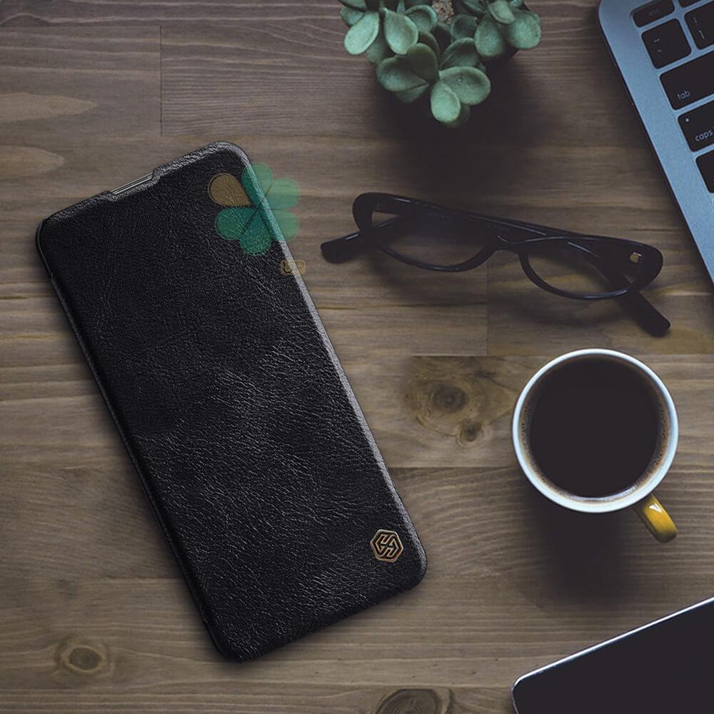 عکس کیف چرمی نیلکین گوشی شیائومی Xiaomi Redmi K30s مدل Qin