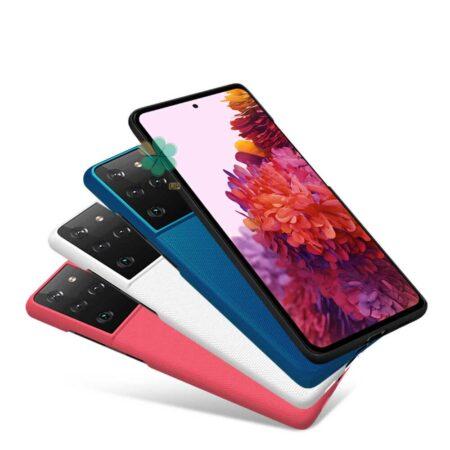 خرید قاب نیلکین گوشی سامسونگ Samsung Galaxy S21 Ultra مدل Frosted