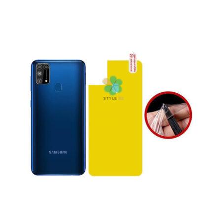 خرید برچسب محافظ نانو پشت گوشی سامسونگ Samsung Galaxy M31