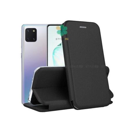 خرید کیف کلاسوری چرمی گوشی سامسونگ Galaxy Note 10 Lite