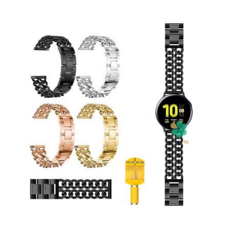 خرید بند ساعت سامسونگ Samsung Galaxy Watch Active 2 مدل Cartier