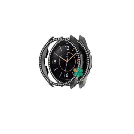 خرید کاور ساعت سامسونگ Samsung Galaxy Watch 3 41mm مدل نگین دار