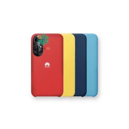 خرید قاب گوشی هواوی Huawei Nova 8 Pro 5G مدل سیلیکونی