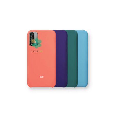 خرید قاب گوشی شیائومی Xiaomi Redmi 9 Power مدل سیلیکونی