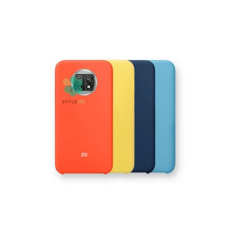خرید قاب گوشی شیائومی Xiaomi Redmi Note 9T 5G مدل سیلیکونی