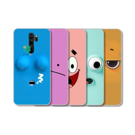خرید قاب گوشی شیائومی Xiaomi Redmi 9 مدل Smiley
