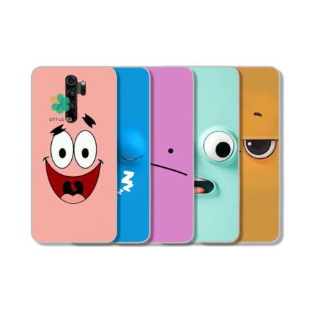 خرید قاب گوشی شیائومی Xiaomi Redmi Note 8 Pro مدل Smiley