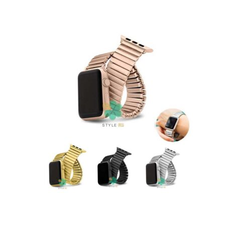 خرید بند فلزی ساعت اپل واچ Apple Watch 38/40mm مدل Solo One Bead