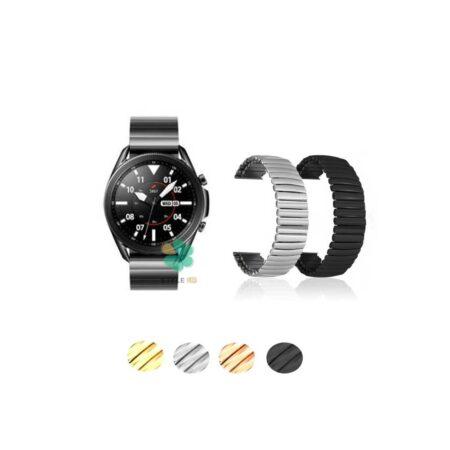 خرید بند فلزی ساعت سامسونگ Galaxy Watch 3 45mm مدل Solo One Bead
