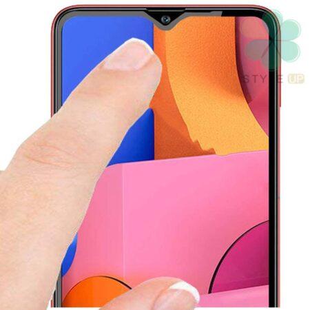خرید گلس گوشی سامسونگ Samsung Galaxy A01 تمام صفحه Super D