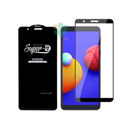 خرید گلس گوشی سامسونگ Galaxy A01 Core تمام صفحه Super D