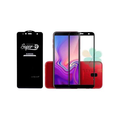 خرید گلس گوشی سامسونگ Samsung Galaxy J4 Plus تمام صفحه Super D