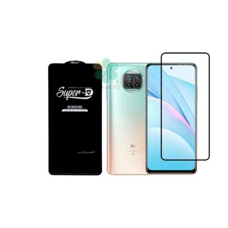 خرید گلس گوشی شیائومی Xiaomi Mi 10T Lite 5G تمام صفحه Super D