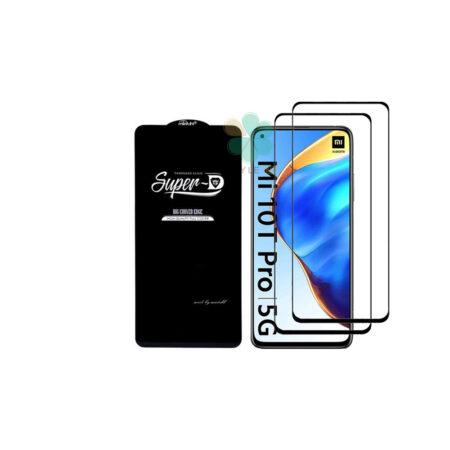 خرید گلس گوشی شیائومی Xiaomi Mi 10T Pro 5G تمام صفحه Super D