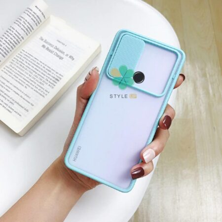 عکس قاب گوشی هواوی Huawei P30 Lite مدل پشت مات کم شیلد رنگی