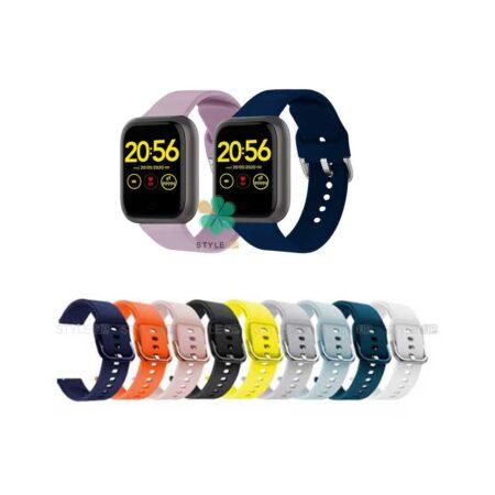 خرید بند ساعت شیائومی 1More Omthing E-Joy WOD001 مدل سیلیکونی نرم