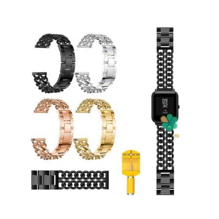 خرید بند ساعت شیائومی Xiaomi Amazfit Bip مدل Cartier