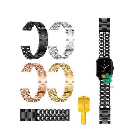 خرید بند ساعت شیائومی Xiaomi Amazfit GTS 2 مدل Cartier
