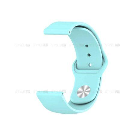 خرید بند سیلیکونی ساعت شیائومی Xiaomi Amazfit GTS 2 مدل دکمه ای