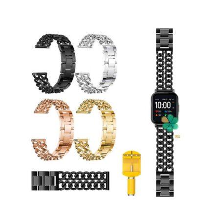 خرید بند ساعت شیائومی Xiaomi Haylou LS02 مدل Cartier