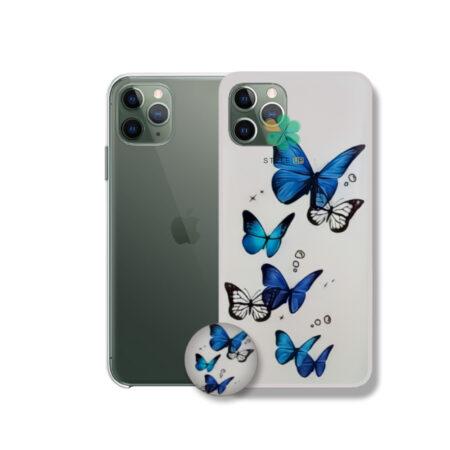 خرید قاب گوشی اپل آیفون Apple iPhone 11 Pro مدل Holy Blue
