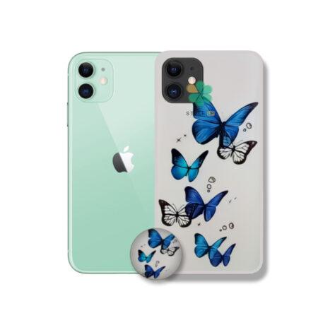 خرید قاب گوشی اپل آیفون Apple iPhone 12 Mini مدل Holy Blue