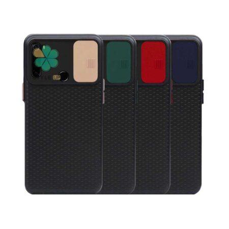 خرید کاور ضد ضربه گوشی شیائومی Redmi Note 8T مدل کم شیلد رنگی