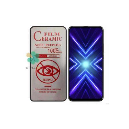 خرید گلس سرامیک پرایوسی گوشی هواوی هانر Huawei Honor 9X