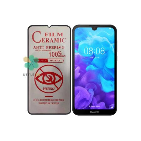خرید گلس سرامیک پرایوسی گوشی هواوی Huawei Y5 2019