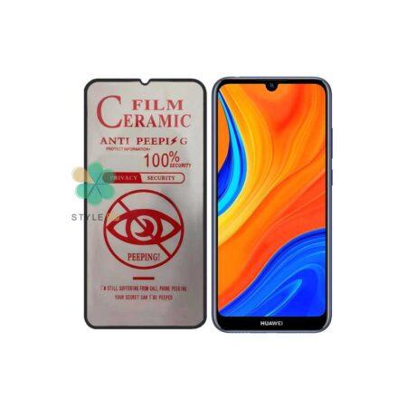خرید گلس سرامیک پرایوسی گوشی هواوی Huawei Y6s 2019