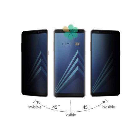 خرید گلس سرامیک پرایوسی گوشی سامسونگ Samsung Galaxy A8 Plus 2018