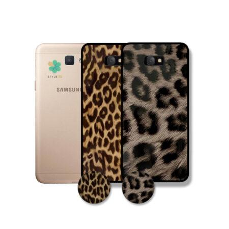خرید قاب گوشی سامسونگ Samsung Galaxy J5 Prime طرح پلنگی
