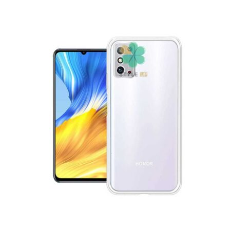خرید قاب گوشی هواوی آنر Huawei Honor X10 Max 5G مدل ژله ای شفاف