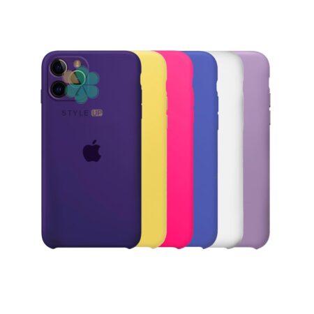 خرید قاب گوشی آیفون Apple iPhone 11 Pro مدل سیلیکونی محافظ لنز دار