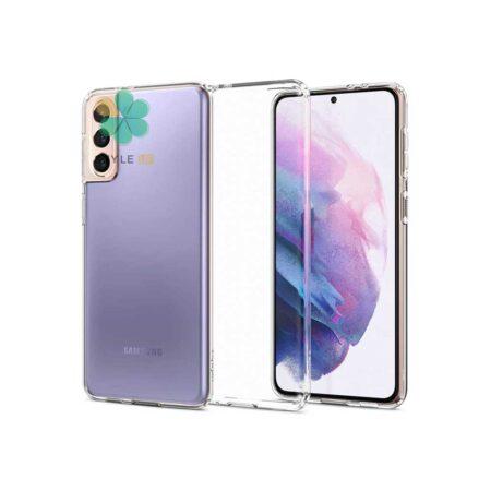 خرید قاب گوشی سامسونگ Samsung Galaxy S21 5G مدل ژله ای شفاف