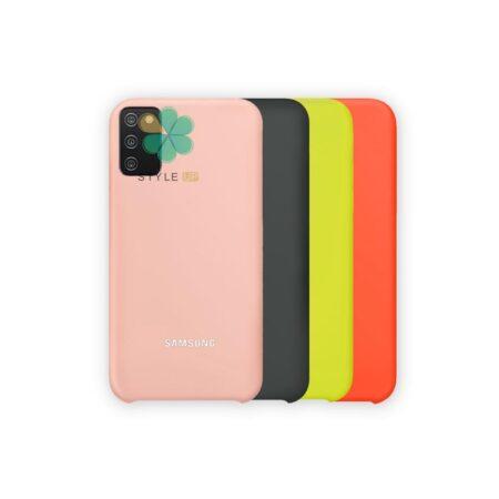 خرید قاب گوشی سامسونگ Samsung Galaxy M02s مدل سیلیکونی